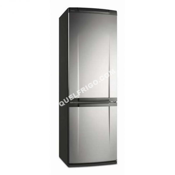 R frig rateurs electrolux era36433w au meilleur prix for Peut on coucher un frigo froid ventile