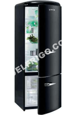r frig rateurs gorenje rk 60319 obk refrig rateur cong lateur en bas rk 603. Black Bedroom Furniture Sets. Home Design Ideas
