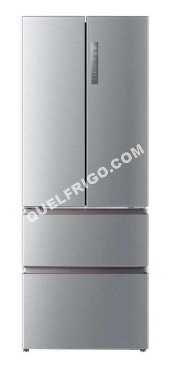 Réfrigérateurs HAIER Refrigérateur Portes HBFMAA Au Meilleur Prix - Refrigerateur 4 portes