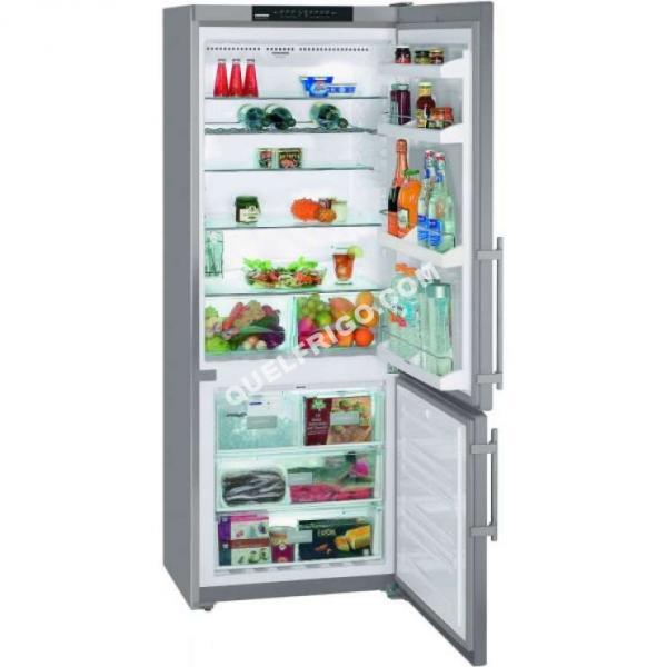 R frig rateurs liebherr cnesf5123 au meilleur prix - Combine frigo congelateur liebherr ...