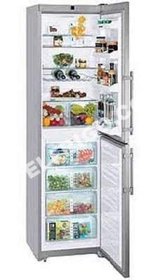 R frig rateurs liebherr cunesf 3923 au meilleur prix - Combine frigo congelateur liebherr ...