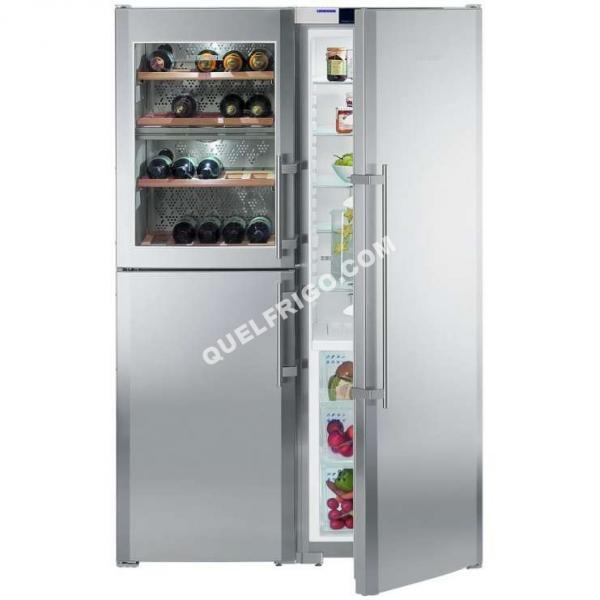 réfrigérateurs liebherr sbses7165 au meilleur prix !