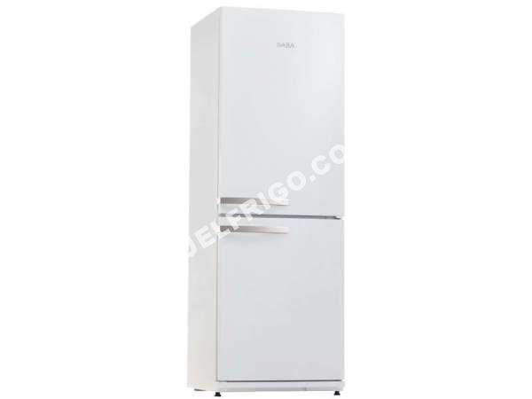 r frig rateurs saba r frig rateur combin 279 litres cb316hw au meilleur. Black Bedroom Furniture Sets. Home Design Ideas