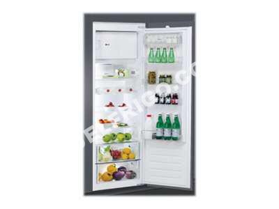 Réfrigérateurs WHIRLPOOL Réfrigérateur Porte Encastrable - Refrigerateur integrable 1 porte