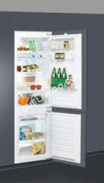 refrigerateur-encastrable Réfrigérateur intégrable ART6614A+SF