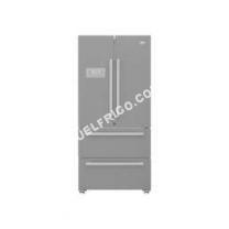 Frigo américain  réfrigérateur américain 84cm 539l a nofrost inox gne6039xp