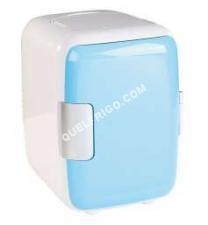 Mini-frigo  Mini Frigo 4l 12v/240v Blanc/Bleu Fr10
