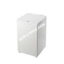 refrigerateur professionnel  Os 1a 100 - Congélateur - P Libre - Larur : 527 Cm - Profondeur : 569 Cm - Hauteur : 86 Cm - 100 Litres - Congélateur Coffre - Classe A+ - Blanc