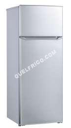 refrigerateur 2 portes Refrigérateur 2D 212 A+ SHOC silver
