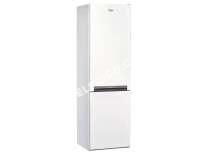 Frigo combiné  Réfrigérateur combiné 369 litres BLFV9101W